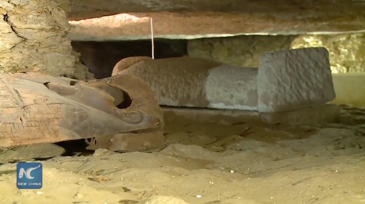 Một nghĩa địa cổ hơn 2.000 năm tuổi chứa nhiều cổ vật