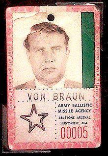 Von Braun.