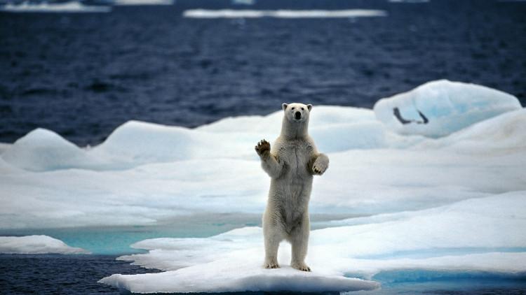 Ở nhiều thời điểm, nhiệt độ châu Âu còn thấp hơn khu vực Bắc Cực.