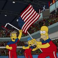 """Bộ phim """"Gia đình Simpson"""" lại dự đoán đúng kết quảOlympic mùa đông 2018 từ 8 năm trước"""