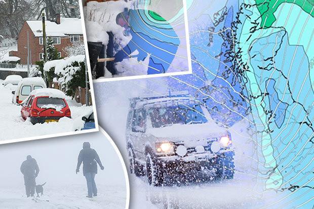 Nước Anh đang trải qua mùa đông lạnh nhất trong nhiều năm.