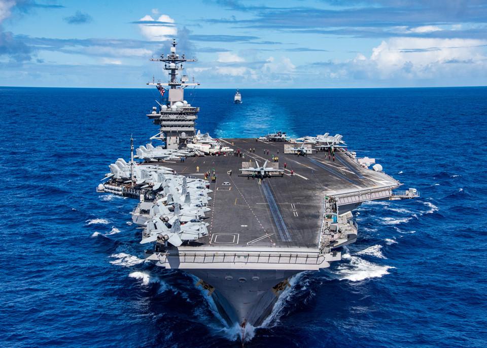 Không một quốc gia nào khác trên thế giới có được những chiến hạm khổng lồ như vậy.