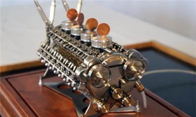 Động cơ W32