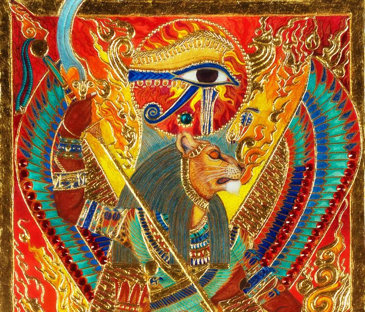 Nữ thần Sekhmet