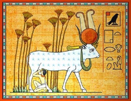 Thần tình yêu Hathor