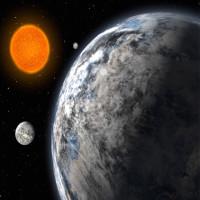 """Khám phá ba """"siêu Trái đất"""" mới quay quanh sao LP 415-17"""