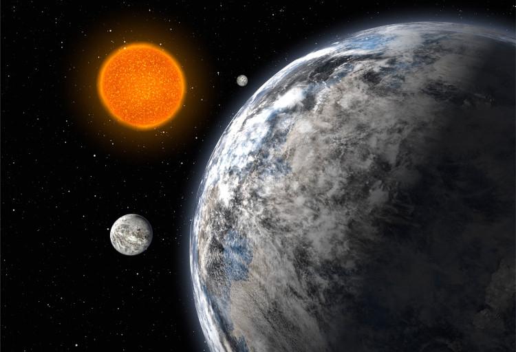 Ngôi sao này có bán kính khoảng 58% so với mặt trời của chúng ta
