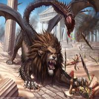 Sức mạnh hủy diệt của quái thú gây kinh hãi nhất trong thần thoại