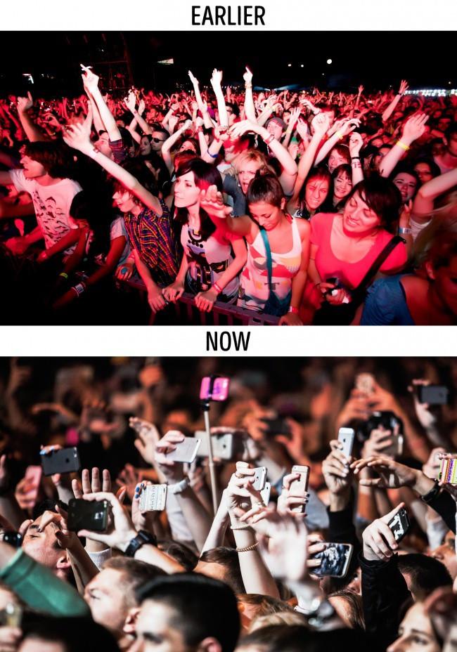 Những buổi hòa nhạc thành... không chỉ tận hưởng âm nhạc