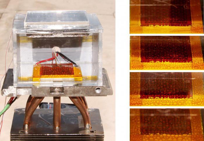 """Thiết bị mới giúp """"vắt không khí ra nước"""" của các nhà khoa học"""