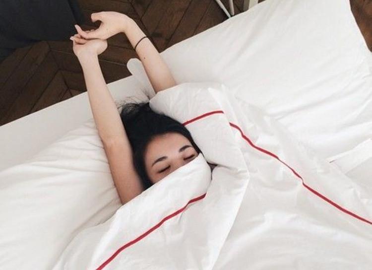 Ngủ dậy muộn