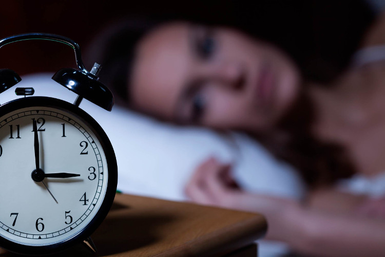 Thiếu hụt magie trong cơ thể gây ra trạng thái mất ngủ kéo dài.