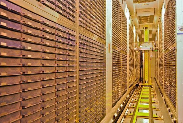 Ngân hàng sinh học lớn nhất thế giới tại Anh hiện nay