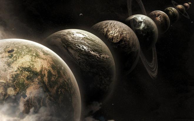 Học thuyết về vũ trụ song song được dùng để giải thích hiện tượng này