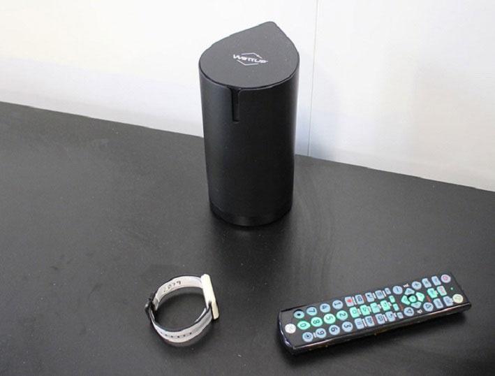 Công nghệ Energous có thể sạc không dây trong khoảng 1 mét.