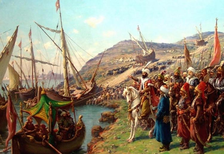 Quân đế chế Ottoman