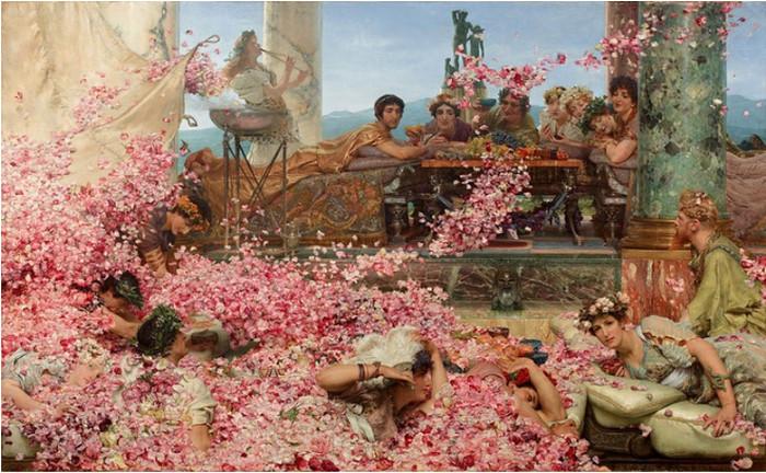 Người Hi Lạp được cho là người đầu tiên sử dụng nước hoa như một loại mỹ phẩm.