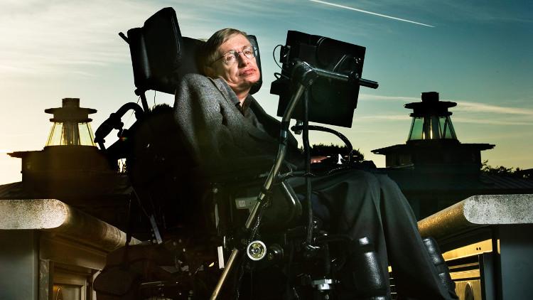 Stephen Hawking cũng thừa nhận rằng ông từng là một sinh viên lười.