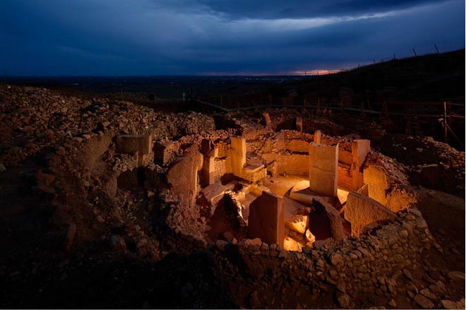 Ngôi đền Göbekli Tepe ghi dấu thảm họa cách đây 13.000 năm trước.