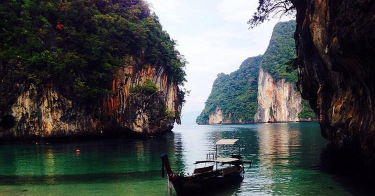 Hòn đảo Ramree có phong cảnh nguyên sơ và yên tĩnh.