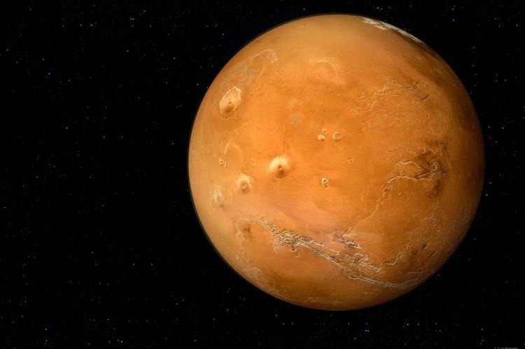 Sao Hỏa đang là mục tiêu chinh phục của nhiều cường quốc vũ trụ.