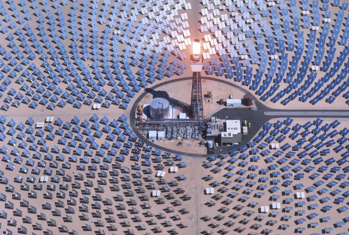 Năng lượng mặt trời sẽ rất phổ biến trong tương lai.