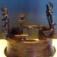 Phát hiện vương miện cổ nhất thế giới tại sa mạc gần Biển Chết