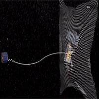 Video: Dự án chế tạo lao móc vũ trụ dọn rác ngoài không gian