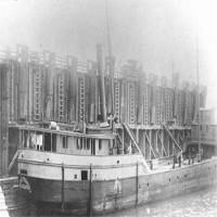 Phát hiện xác tàu hơn một thế kỷ dưới đáy hồ