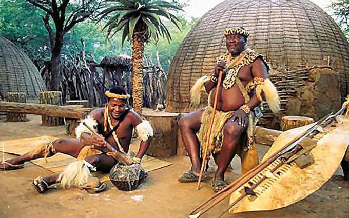 Người cao tuổi trong bộ lạc