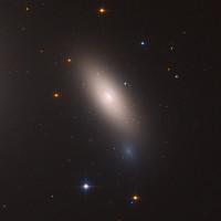 Khám phá thiên hà bí ẩn không phát triển suốt 10 tỷ năm
