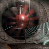 Trung Quốc xây đường hầm gió nhanh nhất thế giới