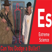 Liệu con người có thể né đạn?