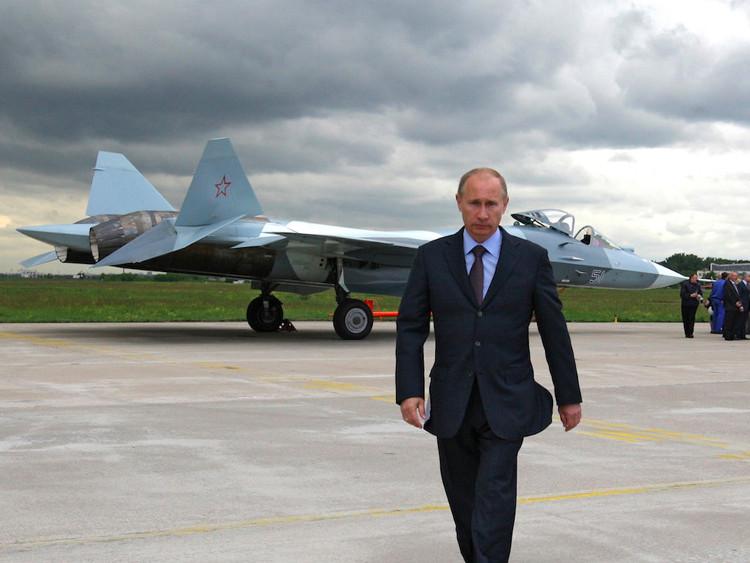 Su-57 mang đậm dấu ấn đổi mới công nghệ và thiết kế của Nga