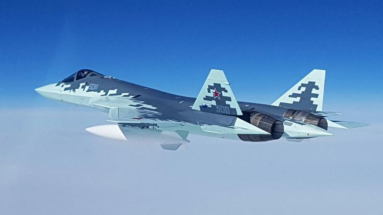 Tiêm kích tàng hình Su-57
