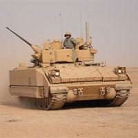 Tổng quan sức mạnh xe chiến đấu bộ binh M2 và M3 Bradley của Mỹ