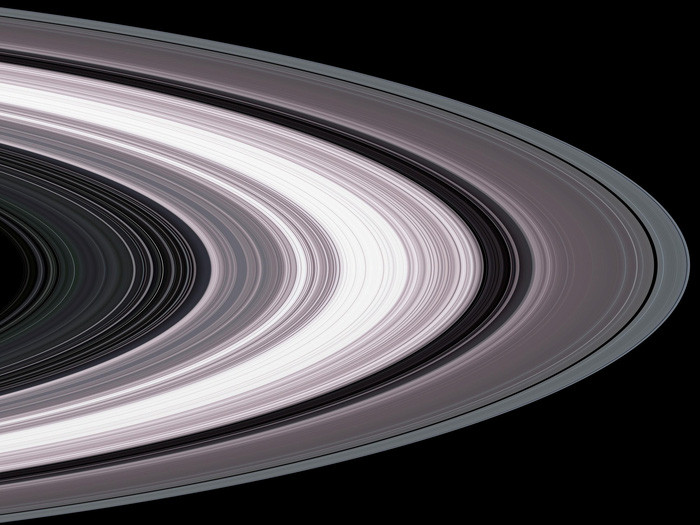 Vành đai chính là đặc trưng của sao Thổ.