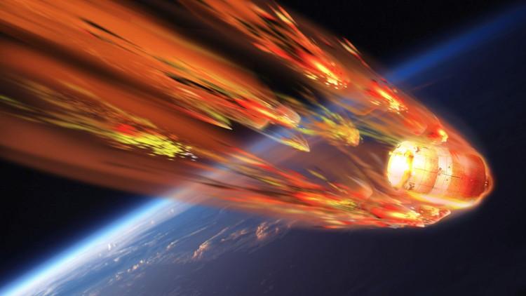 Trạm Thiên Cung 1 được dự đoán sẽ rơi xuống Trái Đất trong khoảng giữa ngày 30/3 và 3/4.