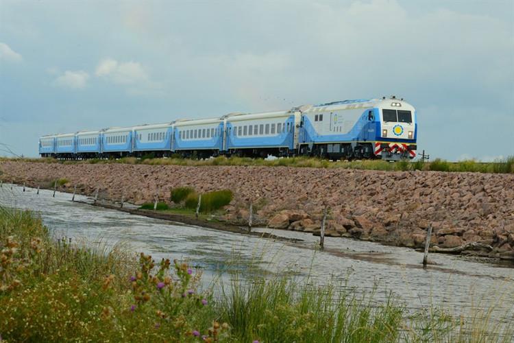Đường sắt ở Argentina