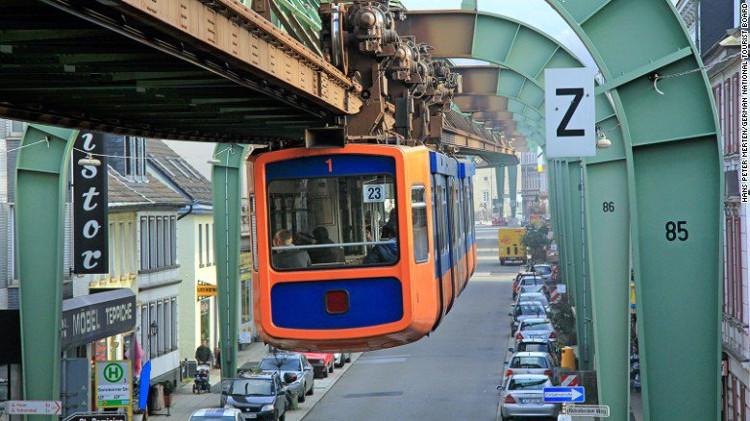 Đường sắt ở Đức