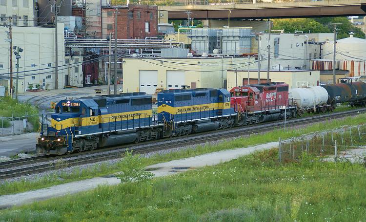 Đường sắt ở Mỹ