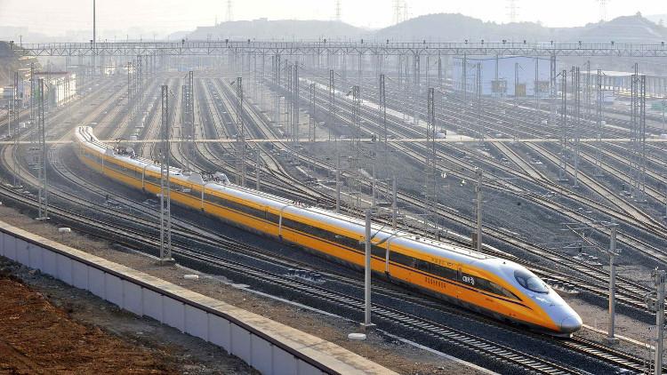 Đường sắt ở Nga