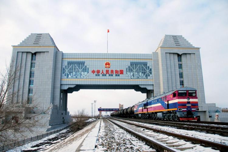 Đường sắt ở Trung Quốc