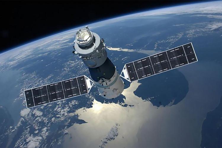 Thiên Cung 1 sẽ bốc cháy khi rơi vào bầu khí quyền của Trái đất trong khoảng từ ngày 30/3 đến 2/4.