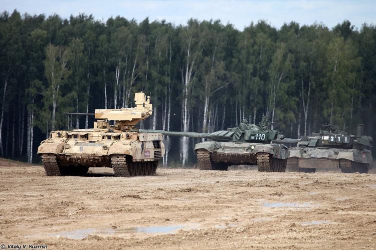 Kẻ hủy diệt được chế tạo cho nhiệm vụ bảo vệ đội hình xe tăng chiến đấu chủ lực.
