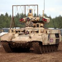 """Sức mạnh xe tăng """"Kẻ hủy diệt 2"""" của Nga"""