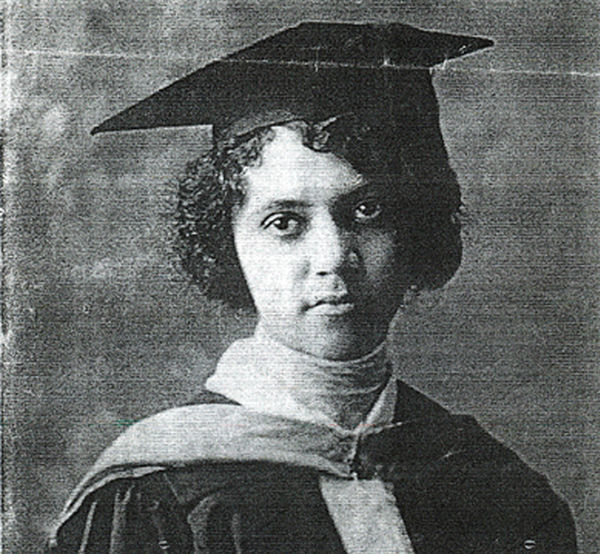 Chân dung nhà khoa học Alice Ball.