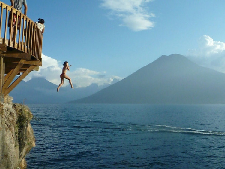 Hồ Atitlan