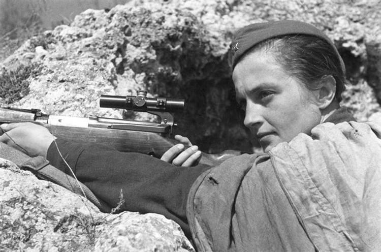 Pavlichenko được cho là một trong những xạ thủ bắn tỉa giỏi nhất mọi thời đại.
