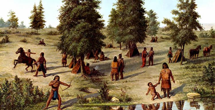 Cuộc sống của con người thời tiền sử bắt đầu ở châu Phi.